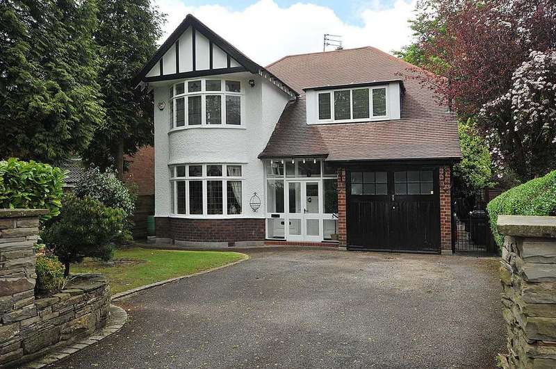 4 Bedrooms Detached House for sale in The Meade, Wilmslow