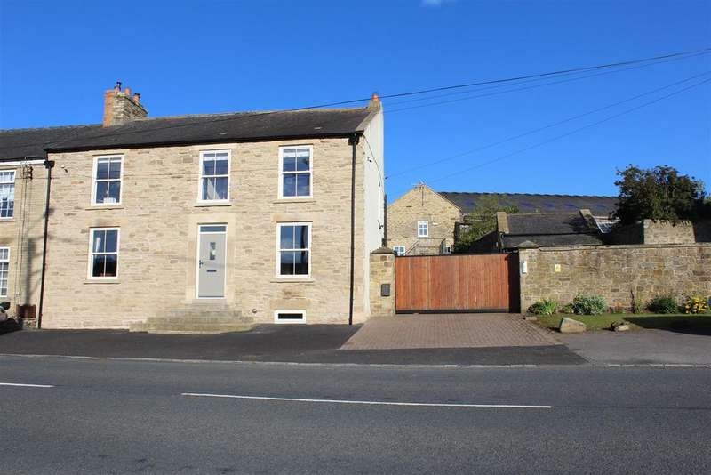 4 Bedrooms House for sale in Satley, Bishop Auckland
