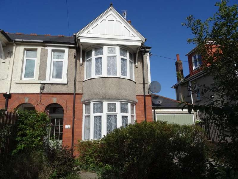 4 Bedrooms Semi Detached House for sale in BRIDGEND ROAD, NEWTON, PORTHCAWL, CF36 5RL