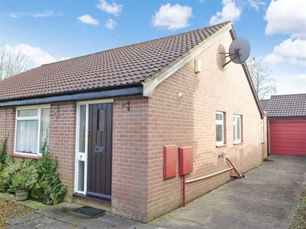 2 Bedrooms Semi Detached Bungalow for sale in Lethbridge Road