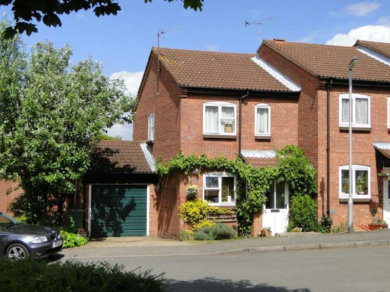 2 Bedrooms End Of Terrace House for sale in Taylor Close, St. Albans