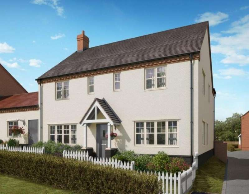 4 Bedrooms Detached House for sale in Dawsons Road, Osgathorpe