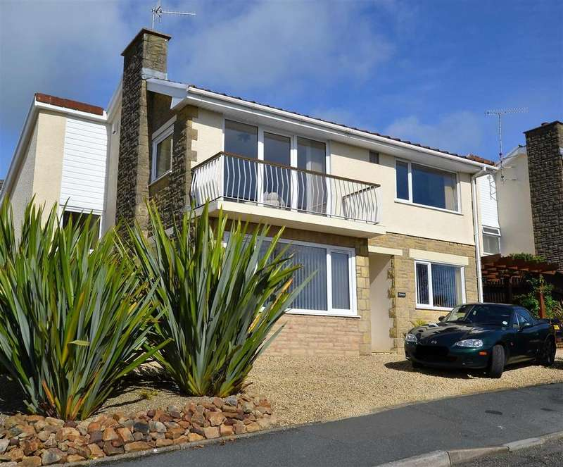 5 Bedrooms Detached House for sale in Southlands, Narberth Road, Tenby