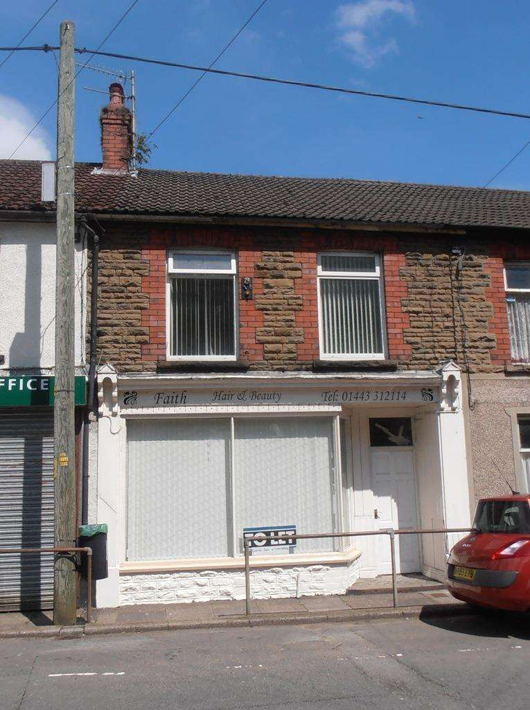 2 Bedrooms Terraced House for sale in Main Road, Abercynon, Mountain Ash