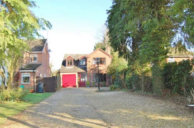 4 Bedrooms Detached House for sale in Birdingbury Road, Marton, RUGBY, Warwickshire
