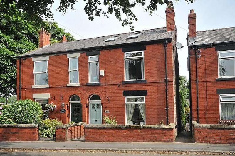 4 Bedrooms Semi Detached House for sale in Windmill Street, Macclesfield