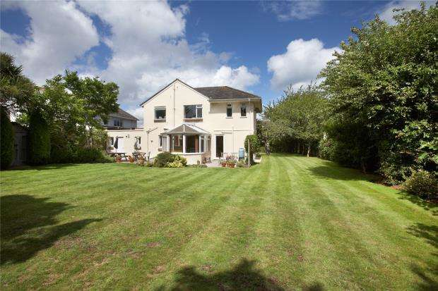 4 Bedrooms Detached House for sale in Warborough Road, Churston Ferrers, Brixham, Devon