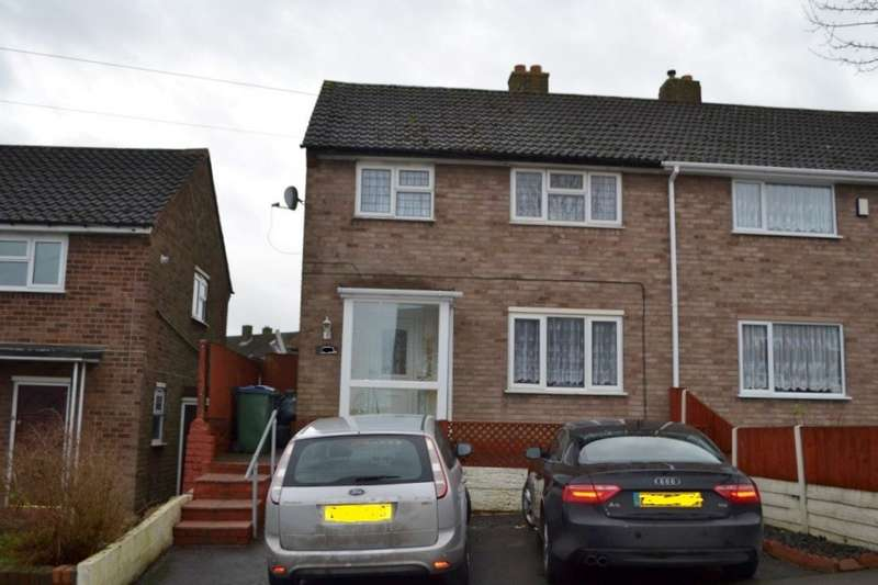 3 Bedrooms Semi Detached House for sale in Hawfield Road, Tividale, B69