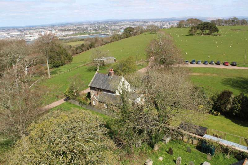 3 Bedrooms Detached House for sale in Maker, Mount Edgcumbe