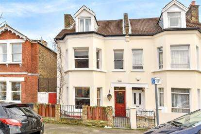 4 Bedrooms Semi Detached House for sale in Wiverton Road, London