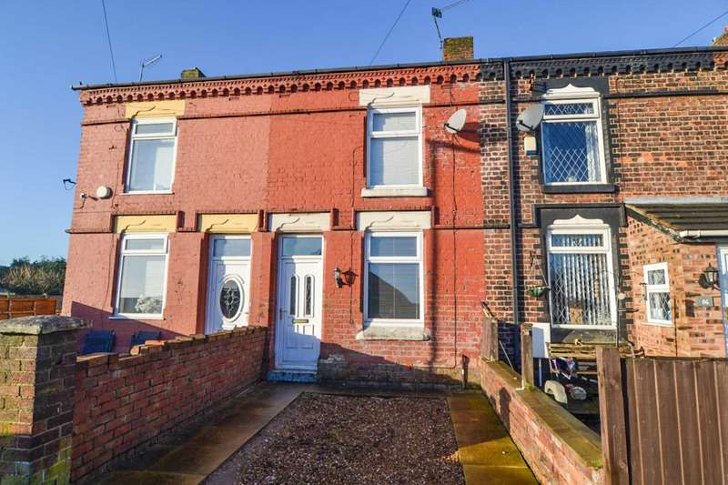 2 Bedrooms Terraced House for sale in Fairclough Street, Burtonwood