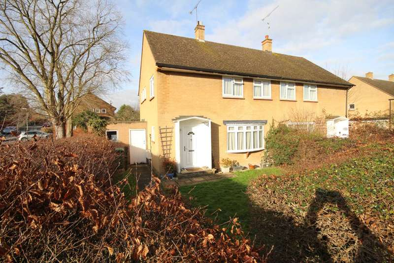 3 Bedrooms Semi Detached House for sale in Coppice Green, Bracknell