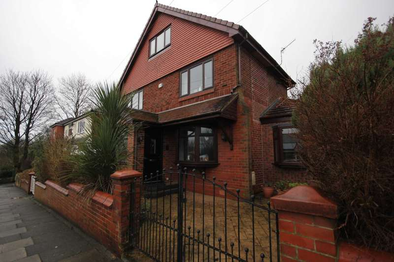 4 Bedrooms Detached House for sale in Hanover Street, Mossley