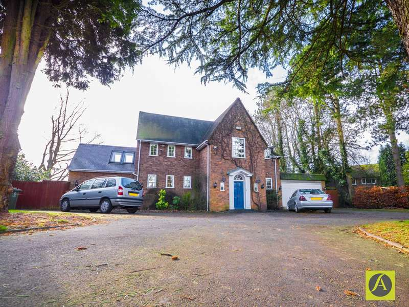 3 Bedrooms Detached House for sale in Moorland House, Pattingham Road, Wolverhampton, WV6 7HD
