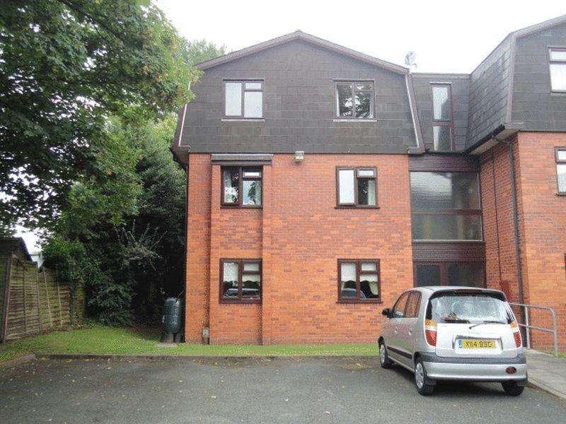 2 Bedrooms Flat for sale in Marlpool Lane, Kidderminster DY11 5DA
