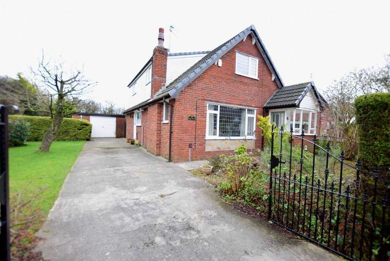 4 Bedrooms Detached House for sale in Mill View, Freckleton