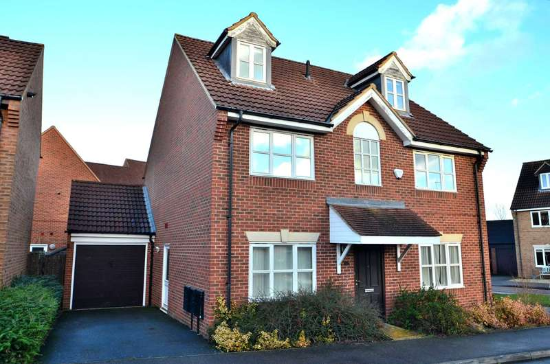 5 Bedrooms Detached House for sale in Brantwood Close, Westcroft