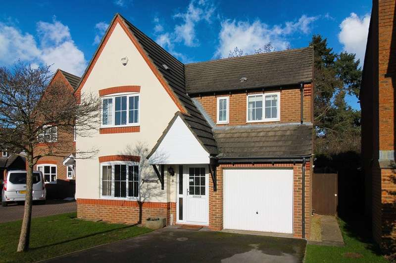 4 Bedrooms Detached House for sale in Upper Mount, Liss