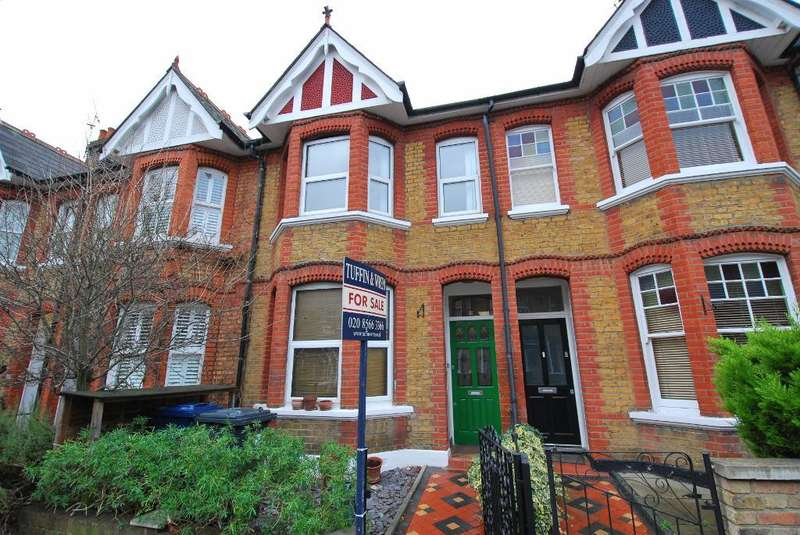 4 Bedrooms Terraced House for sale in Overdale Road, Ealing, London, W5 4TU