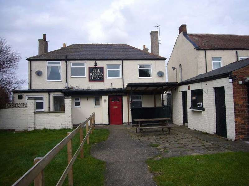 4 Bedrooms Detached House for sale in The Kings Head, Swinefleet, Nr Goole, DN14 8AG
