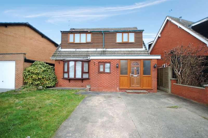 3 Bedrooms Detached House for sale in Cherry Tree Road, Blackpool