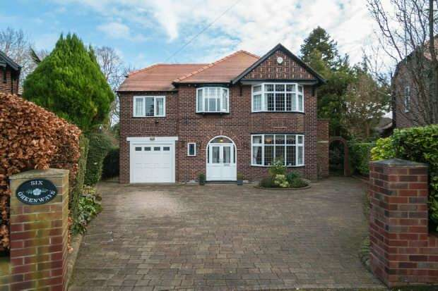 5 Bedrooms Detached House for sale in Kenwood Avenue, Hale