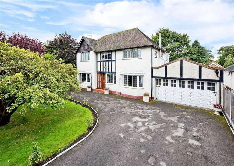 4 Bedrooms Detached House for sale in 48, Wolverhampton Road, Codsall, Wolverhampton, South Staffordshire, WV8