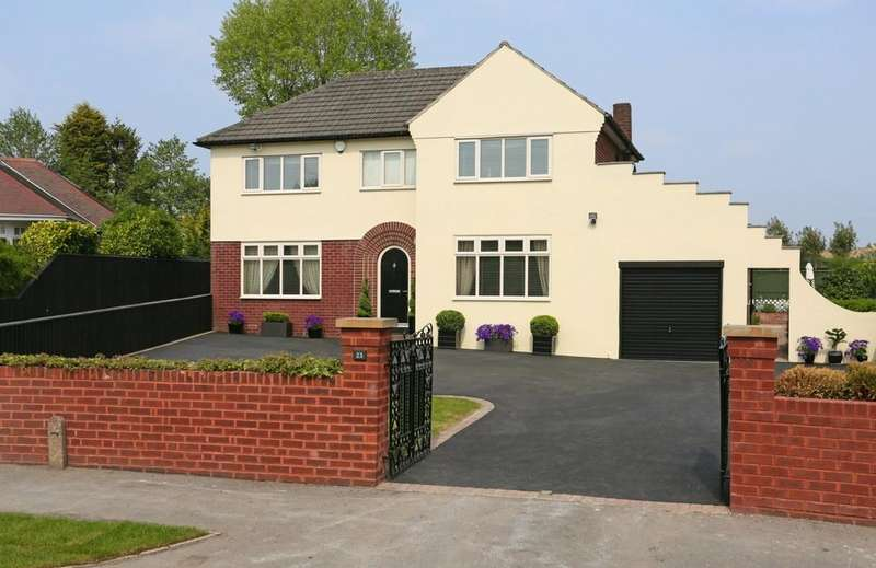 3 Bedrooms Detached House for sale in Broomhall Avenue, Wakefield