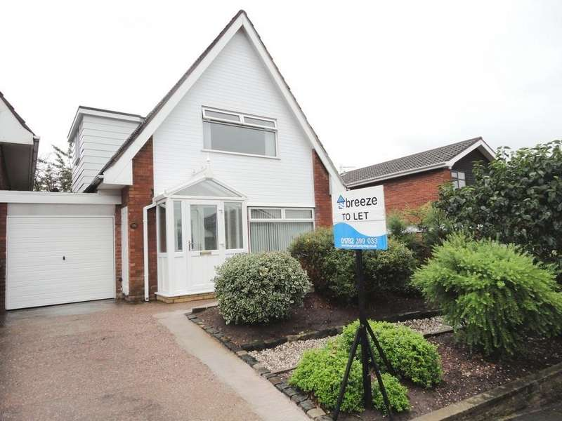 3 Bedrooms Detached House for sale in Yarnfield Close,Meir