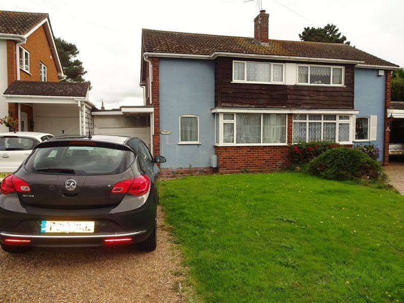 3 Bedrooms Semi Detached House for sale in Bala Close, Stourport-On-Severn DY13 8JJ