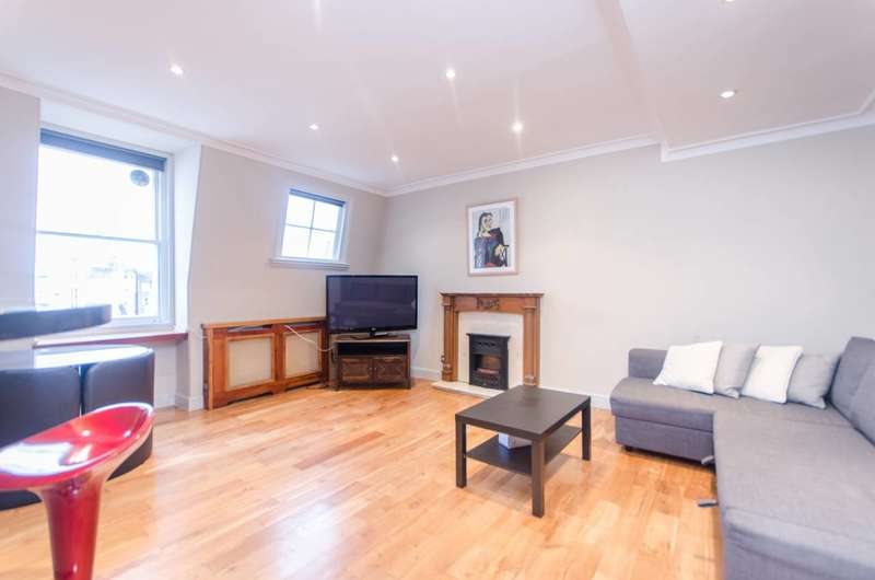 2 Bedrooms Flat for sale in Queens Gate Terrace, South Kensington, SW7