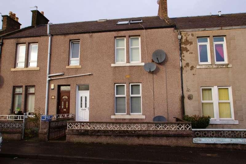 1 Bedroom Flat for rent in Whyterose Terrace, Methil, Leven, KY8
