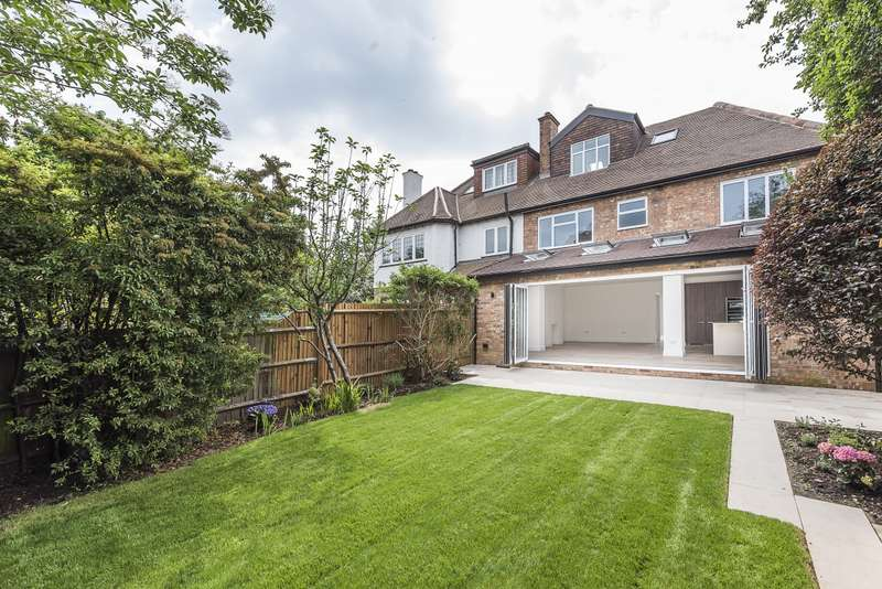 5 Bedrooms Semi Detached House for rent in Bonser Road Twickenham TW1