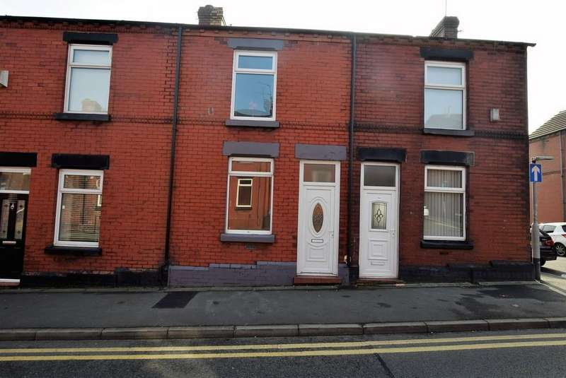 2 Bedrooms Terraced House for sale in Borough Road, St Helens Central, St. Helens