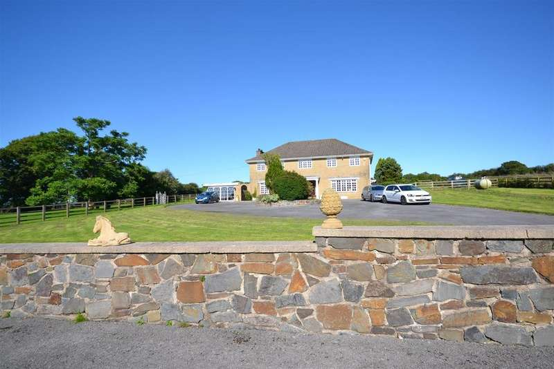 7 Bedrooms Land Commercial for sale in Llanddewi Velfrey, Narberth