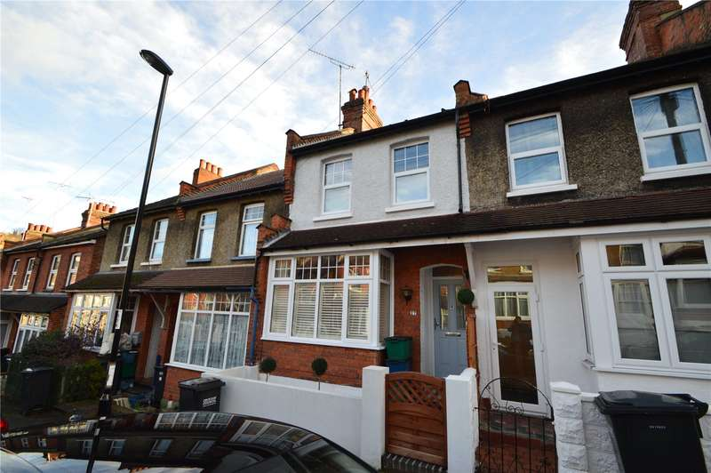 3 Bedrooms Terraced House for sale in Sunnydene Road, Purley