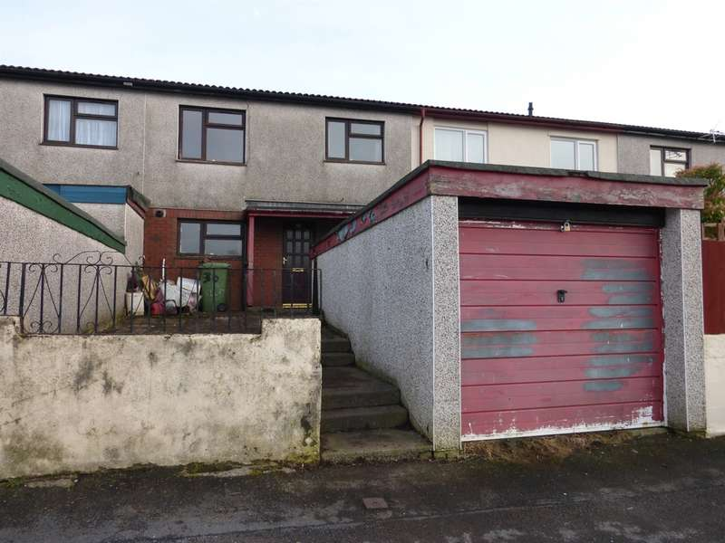 3 Bedrooms End Of Terrace House for sale in Grays Gardens, Machen, Caerphilly