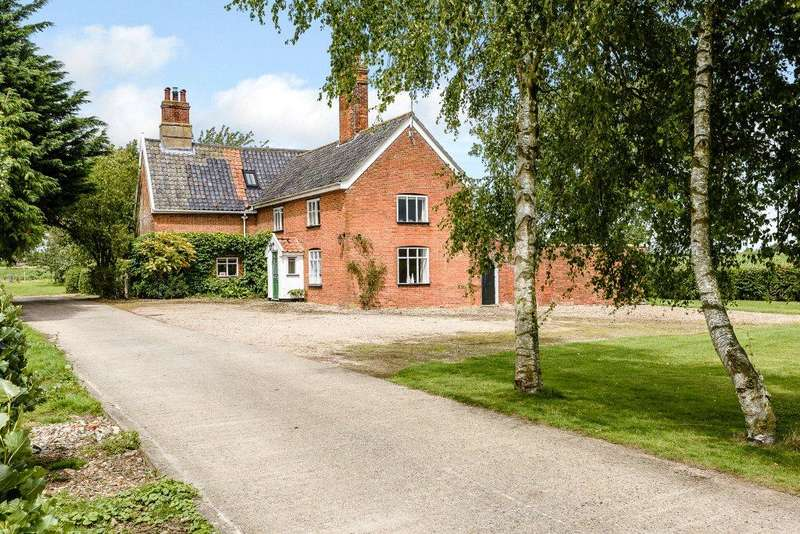 5 Bedrooms Unique Property for sale in The Green, Wicklewood, Wymondham, Norfolk, NR18