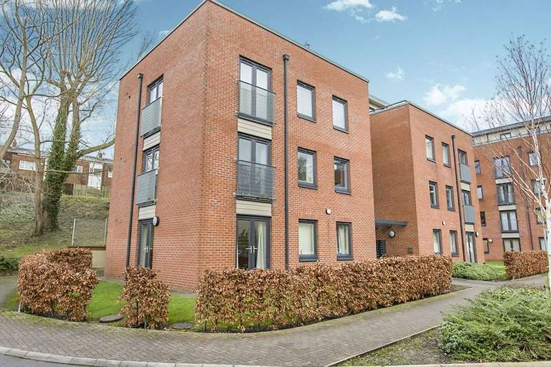 2 Bedrooms Flat for sale in Knight Street, Macclesfield, SK11