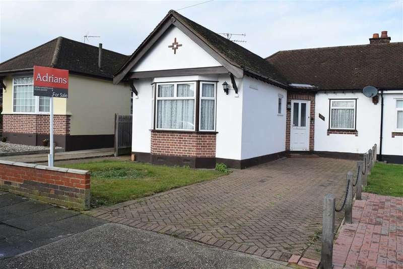 2 Bedrooms Bungalow for sale in Skerry Rise, Chelmsford