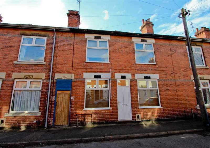 3 Bedrooms Terraced House for sale in George Street, Anstey, Leicester