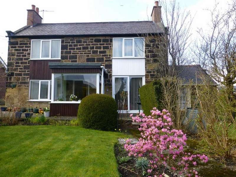 3 Bedrooms Detached House for sale in Salem Road, Coedpoeth, Wrexham