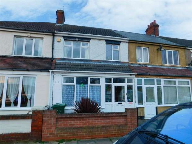 3 Bedrooms Terraced House for sale in Newhaven Terrace, Grimsby, Lincolnshire