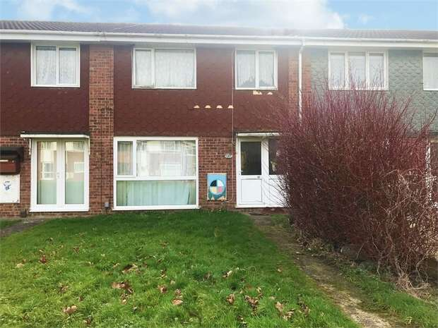 3 Bedrooms Terraced House for sale in Littledean, Yate, Bristol, Gloucestershire