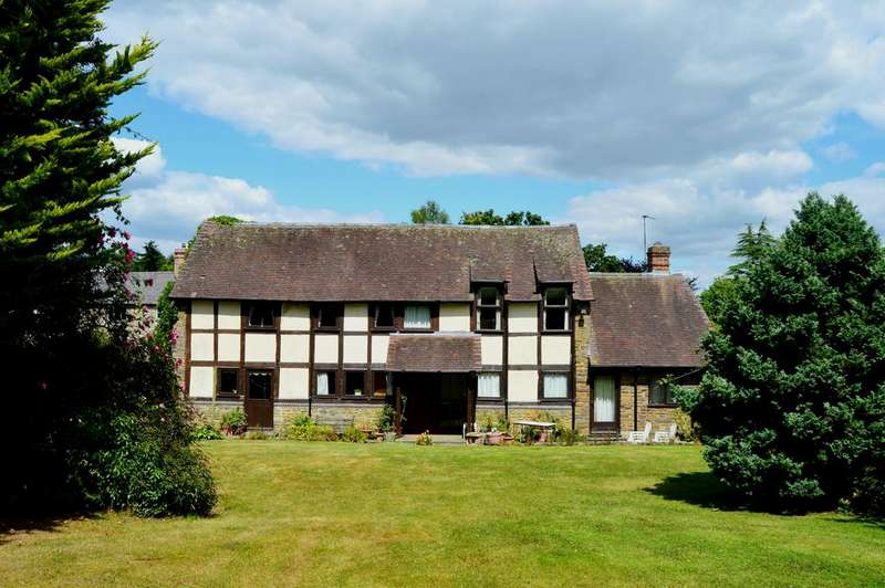 3 Bedrooms Detached House for sale in Sheepcotes, Woolston, Church Stretton SY6