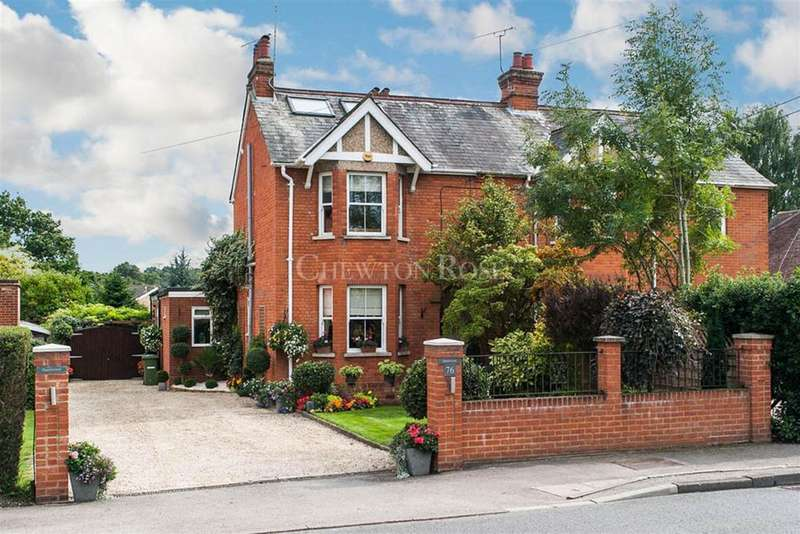 4 Bedrooms Semi Detached House for sale in Fernbank Road, Ascot