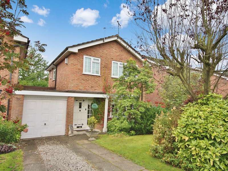 3 Bedrooms Link Detached House for sale in Copperfields, Wilmslow