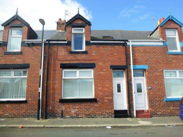 3 Bedrooms Terraced House for sale in ROYLE STREET, GRANGETOWN, SUNDERLAND SOUTH
