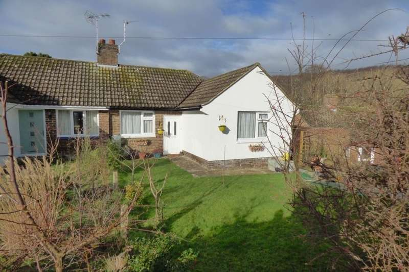 1 Bedroom Semi Detached Bungalow for sale in Woodlands Drive, Hythe, CT21