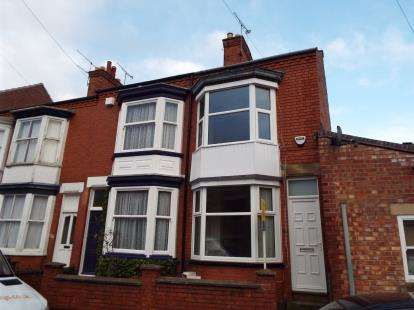 3 Bedrooms Terraced House for sale in Lorne Road, Leicester